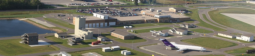 Aerial View | Fox Valley Tech Public Safety Training Center