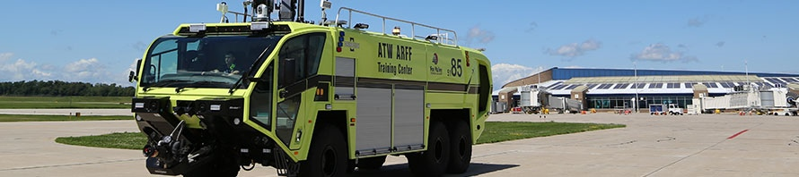 Aircraft Rescue & Firefighting (ARFF) Certification Training
