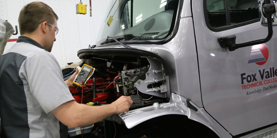 Explore Diesel Programs Degrees Fox Valley Technical College