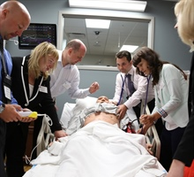 FVTC Hosted Group of Russian Physicians Monday, June 2, 2014