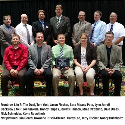 FVTC's Ag Program Named Top in State