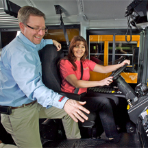 Focus on Workplace Training: Kobussen Buses