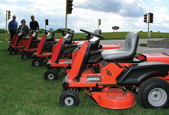 Focus on the Foundation: Ariens