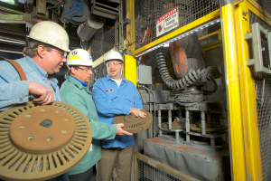 Focus on Workplace Training: Waupaca Foundry