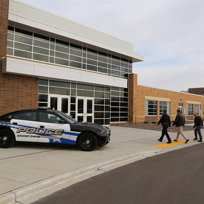 Premiere Public Safety Training Center Unveiled