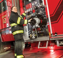Fired Up: Fire Protection Technician Wednesday, March 11, 2015