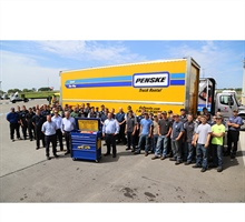 Penske Boosts Support for Diesel... Thursday, July 30, 2015
