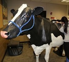Technology Brings Farm into Classroom Monday, April 25, 2016