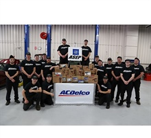 ACDelco Boosts Automotive Program Wednesday, May 25, 2016