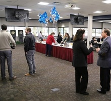 Bordini Center Displays New Look Tuesday, March 14, 2017