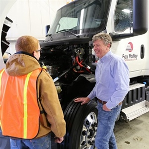 Truck Driving Now Offered in Wautoma Thursday, February 15, 2018