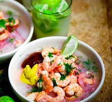 Ceviche Friday, April 6, 2018