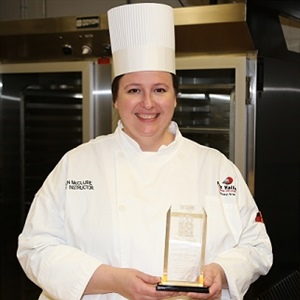 Culinary Instructor Best in Baking Tuesday, April 17, 2018