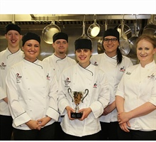 Culinary Students Tops in Region Friday, June 22, 2018