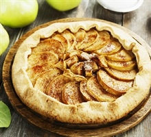 Spice Up Your Apple Pie Game Thursday, September 13, 2018