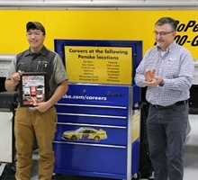 Diesel Tech Student Takes Top... Tuesday, October 9, 2018
