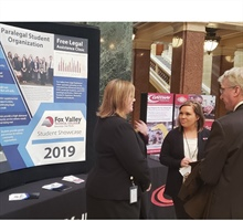 Paralegal Students Shine at Capitol Thursday, February 21, 2019