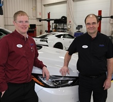 Automotive Instructors in Elite Class Wednesday, April 17, 2019