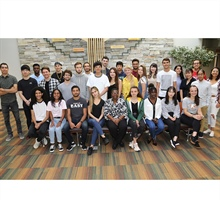 Welcome, International Students Tuesday, September 17, 2019