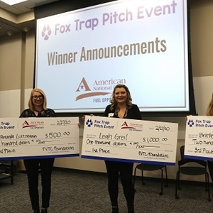Student Entrepreneurs Pitch Ideas Tuesday, March 3, 2020