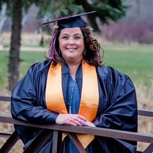 Celebrating our Graduates: Lori Glassco Monday, December 14, 2020