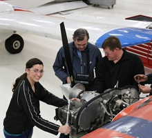 Aircraft Mechanics & Electronics... 4/16/2021 12:00 PM - 12:30 PM