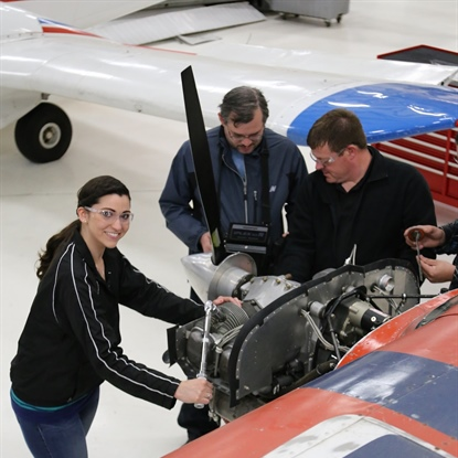 Aircraft Mechanics & Electronics Programs Info Session