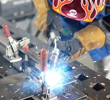 Welding Program Info Session - April 4/12/2021 6:00 PM - 6:30 PM