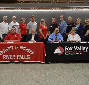 New Ag Credit Transfer Agreement For Fox Valley Tech Uw River Falls