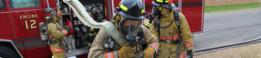 Fox Valley Tech Fire Training