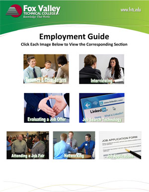 FVTC Employment Guide